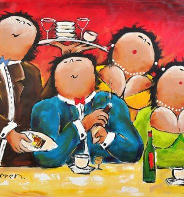 Theo Broeren Kopje Koffie