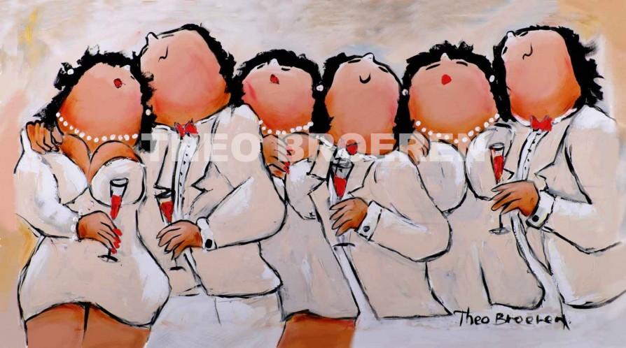 Theo Broeren Dresscode White
