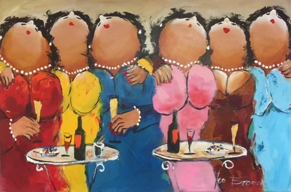 Theo Broeren Damesfeest