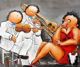 Theo Broeren Muziek Spelen