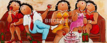 Dikke Dames Schilderijen 2