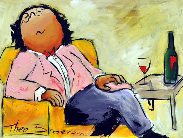 Theo Broeren Just Relax